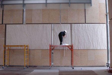 Lightcourt installation
